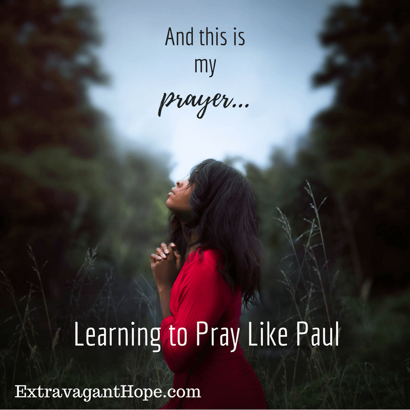 Shifting Our Focus: Learning to Pray Like Paul