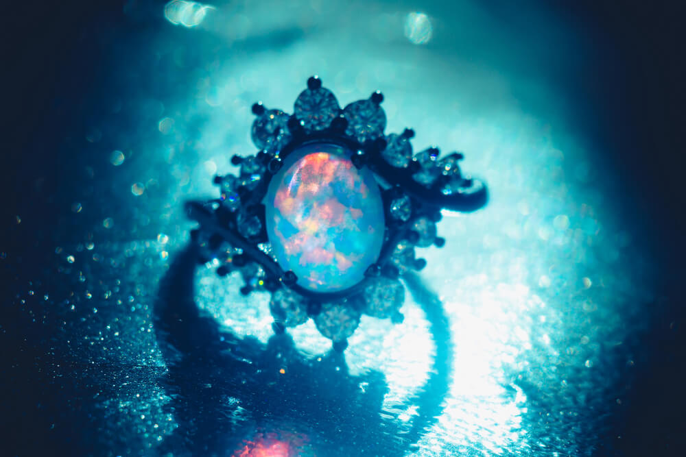 Restoring a Hidden Treasure: My Opal Ring {Guest Blogger}
