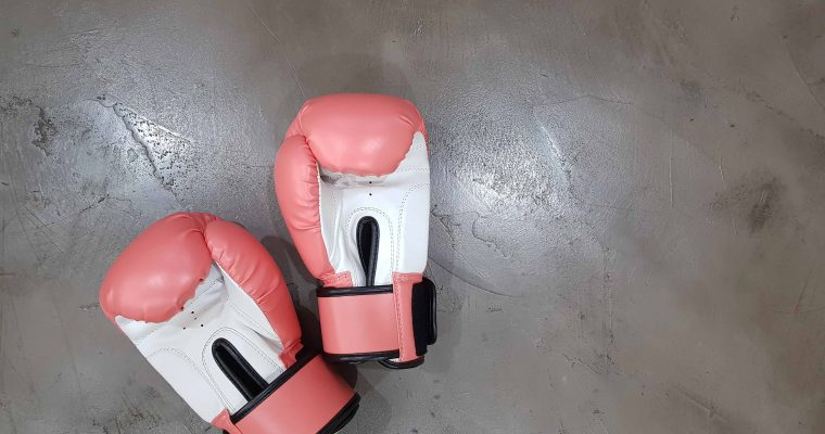 I was Ready for a Fight (A Mindset to Overcome Adversity)