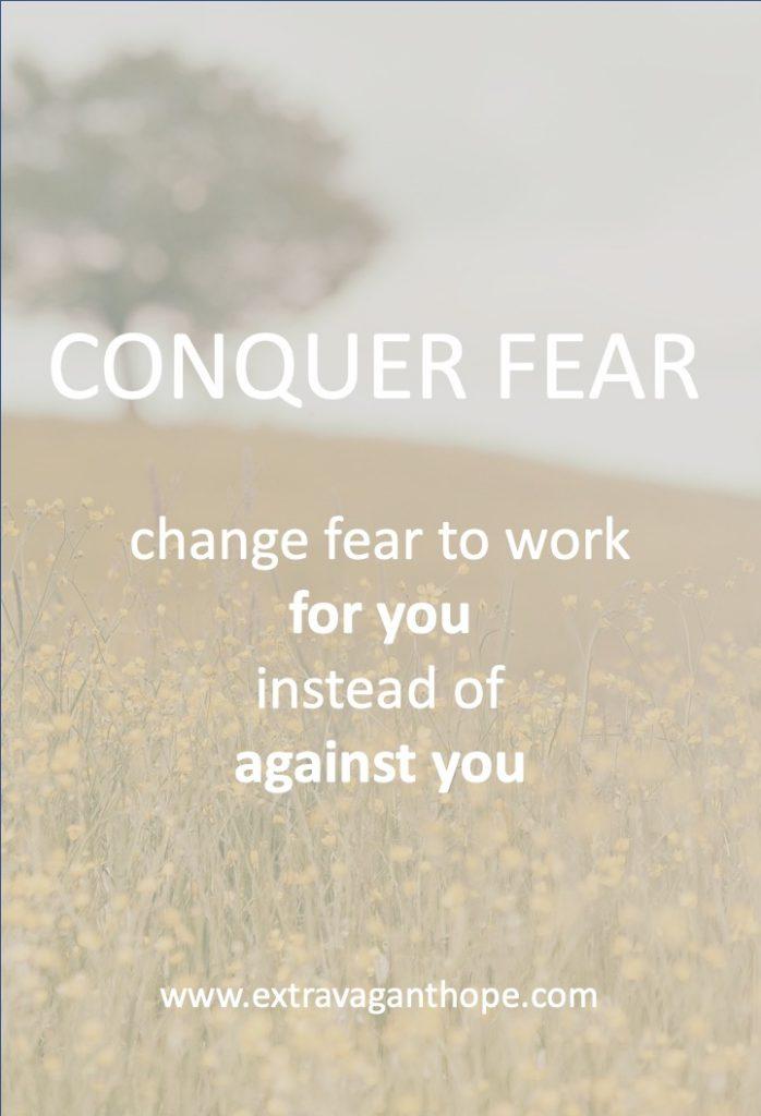 understand fear