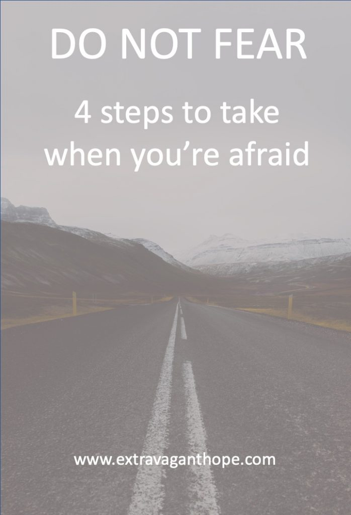 how to deal with fear