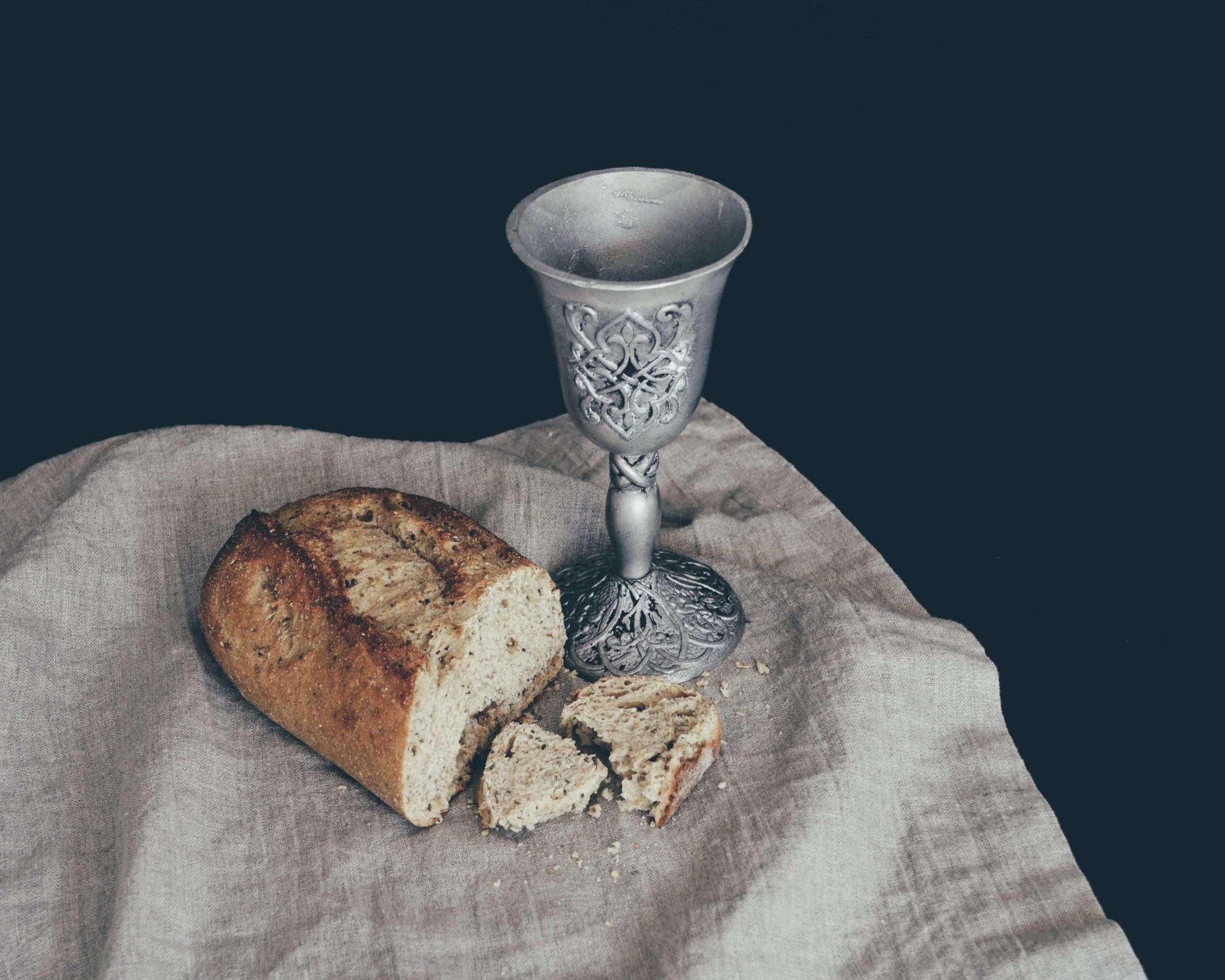 One Last Meal: Finding Jesus in the Passover